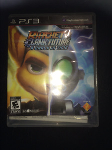Ratchet and Clank- A crack in Time-PS3