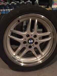 BMW E38/E39 M-Parallel Style 37 Staggered Rims/Tires