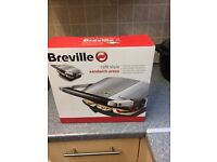 Breville sandwich press brand new ideal christmas present-price reduced for quick sale