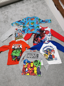 Boys 3-4y 4-5y clothes bundle