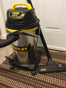 STANLEY WET/DRY SHOP VAC**SOLD PPU**