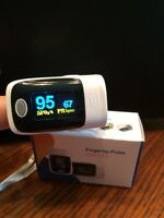 Fingertip Pulse Oximeter, brand new, $35!