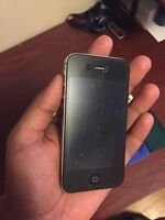 iPhone 4S Rogers/Fido/Chatr - Negotiable