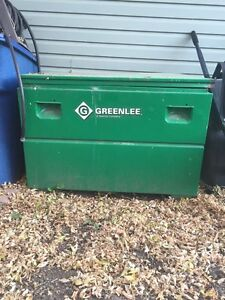 Greenlee Job Box Moose Jaw Regina Area image 1
