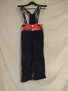 kids snow pants - 3 different pairs sizes 8 to 12.