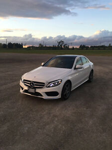 2015 Mercedes-Benz C300 Fully loaded - Lease Takeover (No fee)