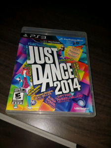 Ps3 just dance 2014 + manette