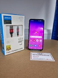 Samsung Galaxy S10e 128GB Unlocked Dual Sim + 2-Months Warranty