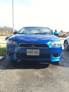 Selling 09 Lancer GTS - Great Condition + Extras