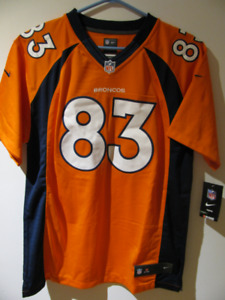 NFL / NIKE Denver Broncos Football jersey Youth XL New/tags