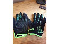 Oneal monster energy mx gloves