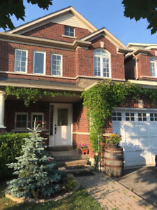 Very Well Maintained Three Bedroom Freehold Townhouse Brampton
