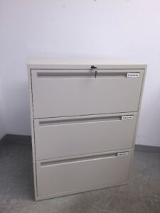 Filing Cabinet 30 Wide Rawer Office Specialty