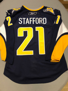 NHL Authentic Jersey Size 54  Buffalo Sabres - DREW STAFFORD 52014c627