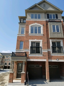 CONDO TOWNHOUSE FOR RENT IN OSHAWA - BRAND NEW