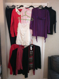 Plus size ladies clothes 20-22 bundle or will sell separately