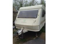 Elddis Tourer 4/5 berth