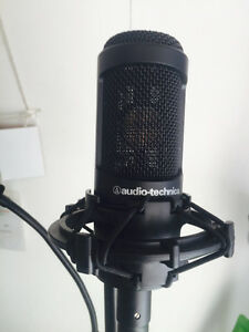 Audio-Technical AT2035 condenser microphone