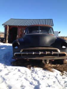 1949 Chevy 2 door coupe project