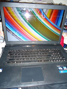 3 yr old asus, hardly used*reduced *