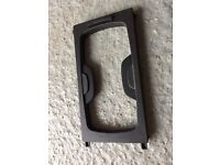Astra GTC central console dual cup holder attachment