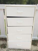 Free dresser and free boxes