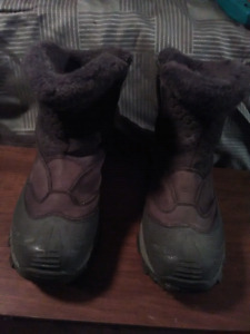 Womens Columbia Boots