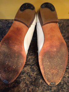 Great summer shoes - Italian leather - Original Retail $300