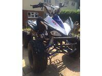 125cc brand new quad medium size