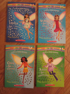 Rainbow Magic French Chapter Books