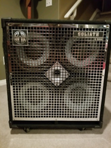 SWR Goliath Series IV 4x10 Bass Cab 4 Ohms