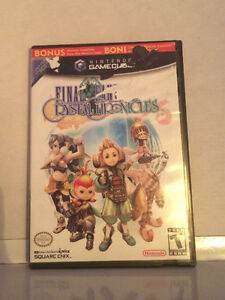 Final Fantasy for GameCube