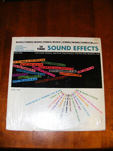 28 Timed Sound Effects