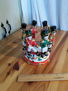 Party Lite Toy Soldier Candle Holder
