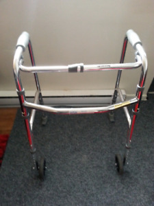 Continent Global Adult Folding Walker New