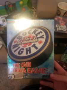 Hockey night in canada trivia game dvd