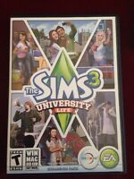 Sims 3 and expansion packs. Great condition