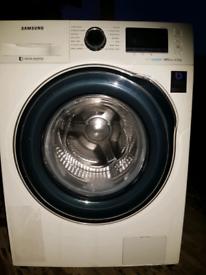 Samsung ecobubble vrt washing machine