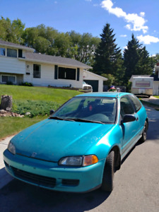 1992 Honda Civic 1.5l