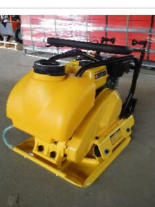 BRAND NEW LONCIN MS100 PLATE COMPACTOR BRAND NEW!!