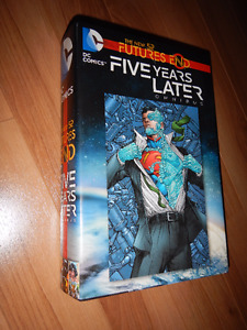 DC's Futures End, Five years later Omnibus