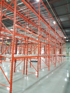 USED Redi-Rack Pallet Racking, Industrial Shelving, Storage Sys
