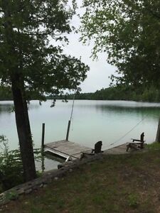 Waterfront Cottage for rent Thorne Lake