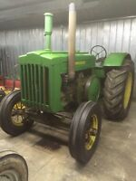 Antique Vintage John Deere styled D , $4100