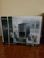 Kamron Audio KA-9 5.1 HD Home Theater System