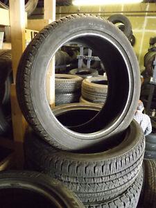 275/45R22 Bridgestone Dueler Alenza's