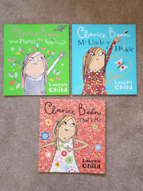 Childrens books x 3