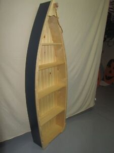 Boat shelf