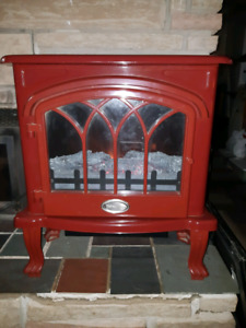 Electric Fireplace - Heater