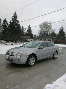 Mint Condition Ford Fusion SEL
